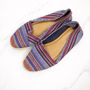 LUCKY BRAND Dexie Flats Shoes 8.5